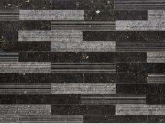 Pavimento/rivestimento in marmo BEAT 5x30 - Maison&Objet 2018