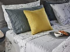 Lenzuola in lino con motivi florealiNARCISO | Lenzuola - LA FABBRICA DEL LINO BY BERGIANTI & PAGLIANI