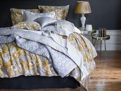 Coordinato letto damascato double face stampato in cotoneMOGADOR | Coordinato letto - ALEXANDRE TURPAULT