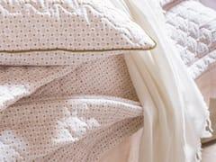Coordinato letto con motivi grafici double face stampato in cotoneLITTLE GEO | Coordinato letto - ALEXANDRE TURPAULT