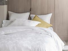 Coordinato letto jacquard in cotone con motivi florealiAVRIL   Coordinato letto - ALEXANDRE TURPAULT
