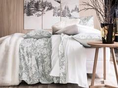 Coordinato letto stampato in cotone con motivi florealiERMITAGE   Coordinato letto - ALEXANDRE TURPAULT