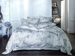 Coordinato letto stampato in cotone con motivi florealiCANOPÉE | Coordinato letto - ALEXANDRE TURPAULT