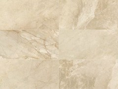 Pavimento/rivestimento in gres porcellanato effetto marmo per interni ed esterniBEIGE EXPERIENCE Royal Beige - ITALGRANITI