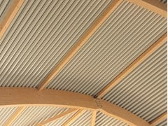 Lamiere strutturali in acciaio per coperture a seccoBEMO DECK - BEMO SYSTEMS