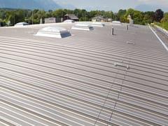 Sistemi di copertura a giunti drenanti aggraffatiBEMO N65 N50, VF65 Coperture industriali - BEMO SYSTEMS