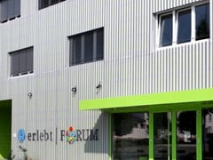 Lamiere ondulate sinusoidali per facciata ventilataBEMO WP - BEMO SYSTEMS
