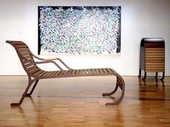 Chaise longue in legnoBEND   Chaise longue - LAB23 ITALIA