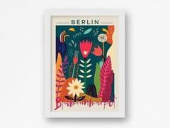 Stampa su cartaMERCATO DEI FIORI - BERLIN - V.E.C. RETAIL & MEDIA