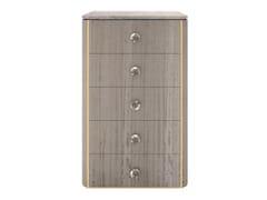 Cassettiera in legnoBERNA | Cassettiera in legno impiallacciato - FRATO