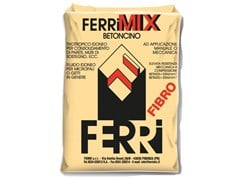 Ferrimix, BETM25/35 FIBRO Calcestruzzo e/o betoncino strutturale fibrorinforzato