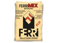 Calcestruzzo strutturale fluido per micropaliBETM25/35 FLU - FERRI