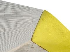 Matrice per parete facciavista in calcestruzzo effetto legnoBETON-UNO W09 - BETON UNO