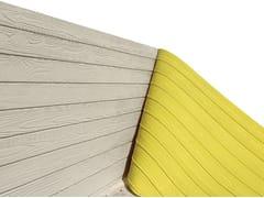 Matrice per parete facciavista in calcestruzzo effetto legnoBETON-UNO W08 - BETON UNO