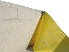 Matrice per parete facciavista in calcestruzzo effetto legnoBETON-UNO W06 - BETON UNO