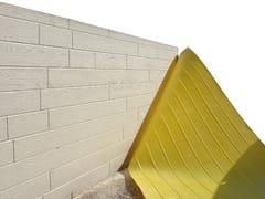 Matrice per parete facciavista in calcestruzzo effetto legnoBETON-UNO W02 - BETON UNO
