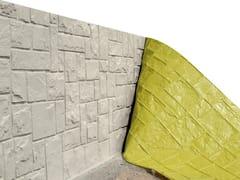 Matrice per parete facciavista calcestruzzo effetto pietraBETON-UNO S53 - BETON UNO