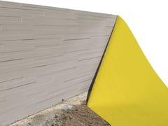 Matrice per parete facciavista in calcestruzzo effetto legnoBETON-UNO W74 - BETON UNO