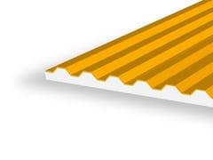 Matrice per parete facciavista altorilievo in calcestruzzoBETON-UNO 04E - BETON UNO