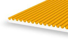 Matrice per parete facciavista altorilievo in calcestruzzoBETON-UNO 10E - BETON UNO