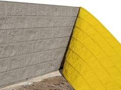 Matrice per parete facciavista calcestruzzo effetto pietraBETON-UNO S70 - BETON UNO