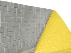 Matrice per parete facciavista calcestruzzo effetto pietraBETON-UNO S76 - BETON UNO