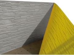Matrice per parete facciavista calcestruzzo effetto pietraBETON-UNO S81 - BETON UNO