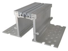 Giunto per pavimenti in ceramica o pietre naturali BH 65/... | Giunto per pavimento -