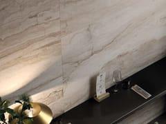 Pavimento/rivestimento in gres porcellanato a tutta massa effetto marmoBIANCO TRA ON - COOPERATIVA CERAMICA D'IMOLA S.C.