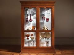 Vetrina in legno e vetroBIBBIENA - FABER MOBILI