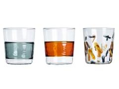 Set di bicchieri da acqua in vetro borosilicatoBICCHIERI SET ACQUA - PAOLO CASTELLI
