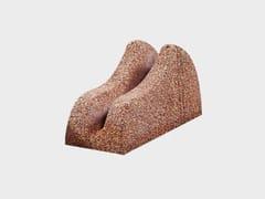 Portabici in cementoPortabici - CANTIERE TRI PLOK