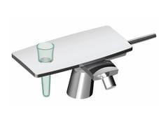 Miscelatore per bidet da piano in ottone cromatoDE SOTO F3652 | Miscelatore per bidet - FIMA CARLO FRATTINI