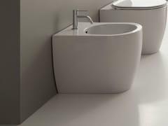 Bidet in ceramicaMOON | Bidet - SCARABEO CERAMICHE