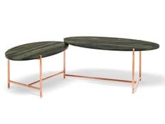 Tavolino orientabile in quarziteBIG SUR | Tavolino in quarzite - EPÒNIMO