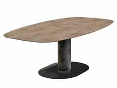 Tavolo da giardino ovaleBIG | Tavolo ovale - VARASCHIN