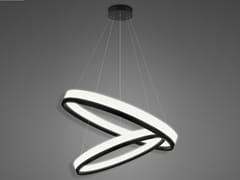 Lampada a sospensione a LED in alluminioBILLIONS NO. 2 - ALTAVOLA DESIGN