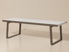 Tavolo allungabile da giardino da pranzo in marmoBITTA | Tavolo in marmo - KETTAL