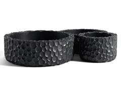 Set di ciotole in legnoBLACK CHOPPED | Set di ciotole - ETHNICRAFT