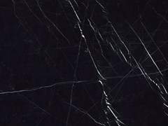 FMG, BLACK MARQUINIA Pavimento/rivestimento in ceramica tecnica effetto marmo per interni ed esterni
