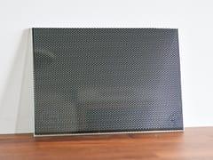 Pellicola perforata per vetri decorativiBLACK/WHITE 67 - FOCAL DESIGN