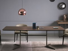 Tavolo da pranzo rettangolare in MDFBLAKE | Tavolo rettangolare - BODEMA
