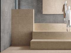 Pavimento/rivestimento in gres porcellanato effetto legnoBLEECKER BEIGE - CERAMICHE MARCA CORONA