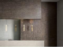 Pavimento/rivestimento in gres porcellanato effetto legnoBLEECKER DARK - CERAMICHE MARCA CORONA
