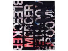 Tappeto fatto a mano rettangolare BLEECKER ORIGINAL GARAGE LOUNGE - Nordic Raw / Abstract Action
