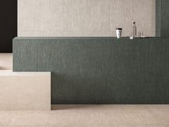 Pavimento/rivestimento in gres porcellanato effetto legnoBLEECKER SAGE - CERAMICHE MARCA CORONA