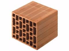 Blocco da muratura in laterizio / Blocco per tamponamento in laterizio Blocchi da tamponamento 25x25x25 - Blocchi e forati