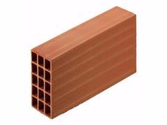 Blocco da muratura in laterizio / Blocco per tamponamento in laterizioBlocchi leggeri 12x25x50 - WIENERBERGER