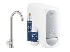 Dispenser acqua potabile in metallo BLUE HOME 31498DC1 - GROHE Blue® Home