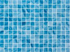 Mosaico in vetro per interni ed esterniBLUE MACAUBA - ONIX CERÁMICA
